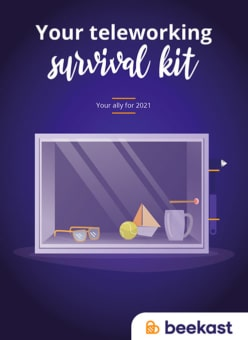 image: your teleworking survival kit